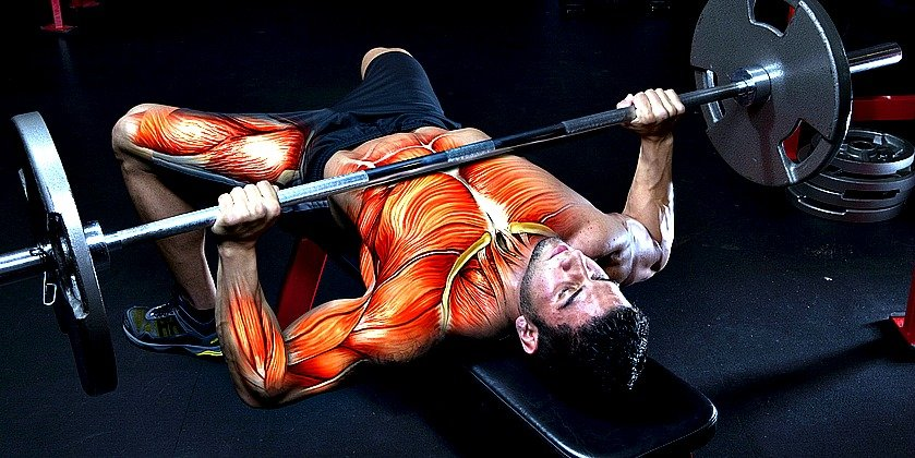 Pectus Excavatum Bodybuilding