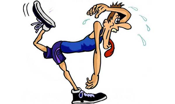 i hate running because of shortness of breath