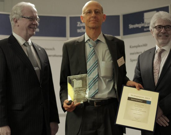 eckart klobe wins award