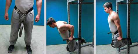 how to perform weighted dip